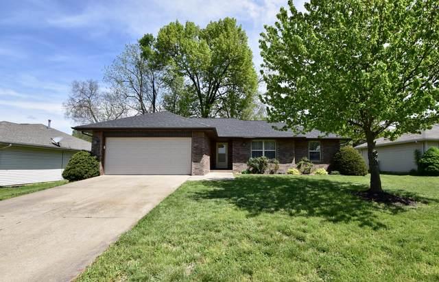 3309 W Rockwood Street, Springfield, MO 65807 (MLS #60189626) :: Team Real Estate - Springfield