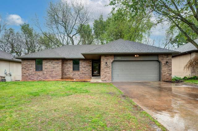 3983 W Tracy Street, Springfield, MO 65807 (MLS #60189703) :: Team Real Estate - Springfield