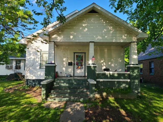 719 & 721 Frisco, Monett, MO 65708 (MLS #60189860) :: Team Real Estate - Springfield
