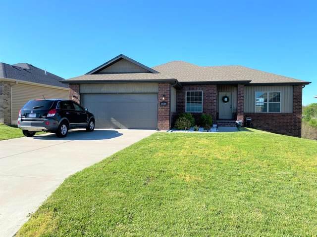 1507 E Fairwind, Ozark, MO 65721 (MLS #60189875) :: The Real Estate Riders