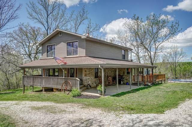 626 Greer Creek Road Road, Marshfield, MO 65706 (MLS #60189883) :: Team Real Estate - Springfield