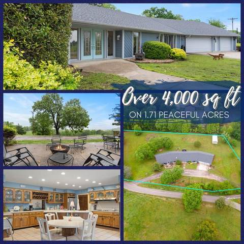 112 Youngblood Drive, Blue Eye, MO 65611 (MLS #60189884) :: Team Real Estate - Springfield