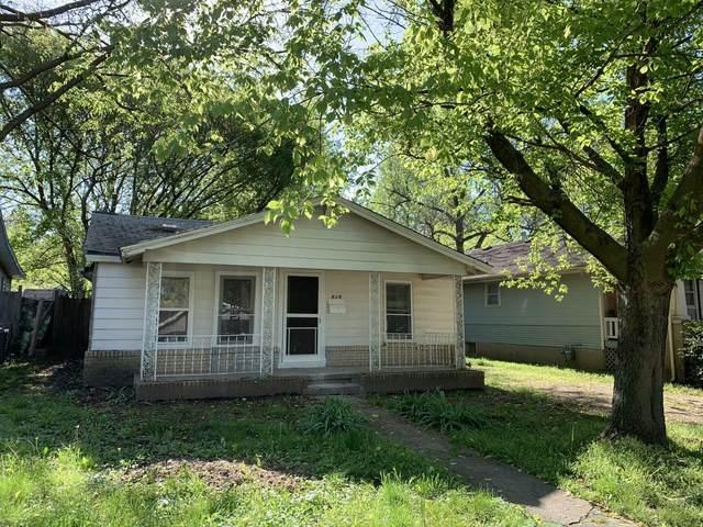 836 S Nettleton Avenue, Springfield, MO 65806 (MLS #60189895) :: Evan's Group LLC
