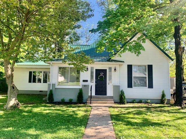 411 W Dunn, Monett, MO 65708 (MLS #60189917) :: Team Real Estate - Springfield