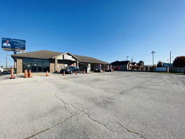 5402 N 23rd Street, Ozark, MO 65721 (MLS #60189936) :: The Real Estate Riders
