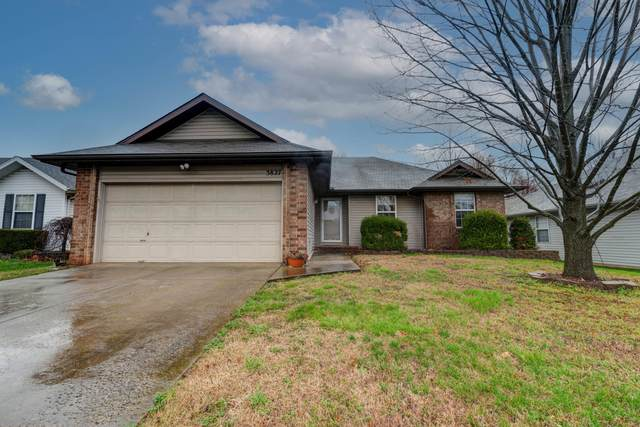 3827 W Kay Pointe Boulevard, Springfield, MO 65802 (MLS #60189966) :: United Country Real Estate