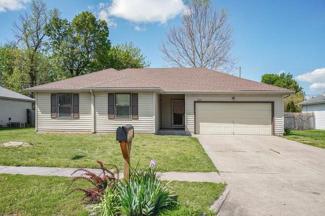 2715 W Cherokee Street, Springfield, MO 65807 (MLS #60189990) :: United Country Real Estate
