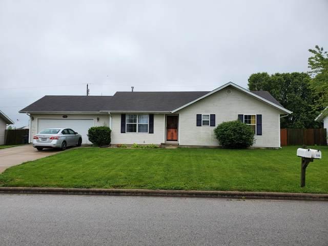736 S Lipscomb Drive, Republic, MO 65738 (MLS #60190022) :: The Real Estate Riders
