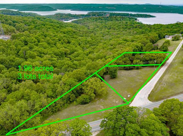Lots 7,8,9 Hawthorn Road, Branson West, MO 65737 (MLS #60190040) :: The Real Estate Riders