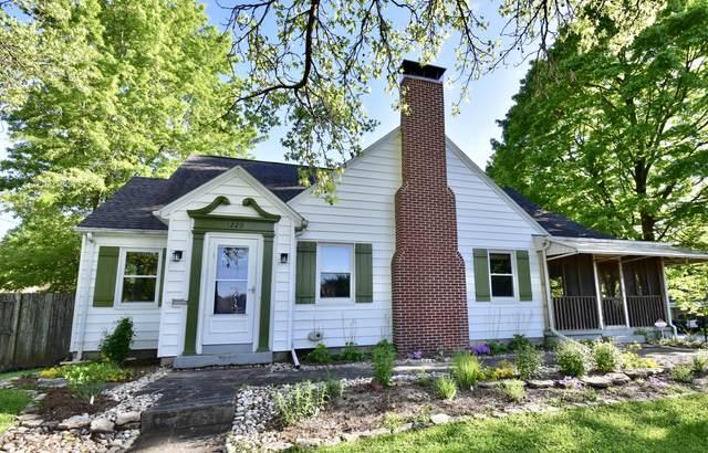 1220 E Delmar Street, Springfield, MO 65804 (MLS #60190082) :: Evan's Group LLC