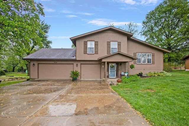 904 Westview Drive, Nixa, MO 65714 (MLS #60190117) :: Tucker Real Estate Group | EXP Realty