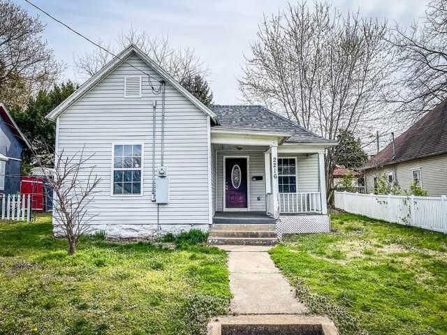 2216 N Taylor Avenue, Springfield, MO 65803 (MLS #60190161) :: Evan's Group LLC