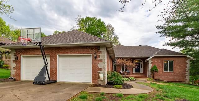 8406 Oakmont Drive, Nixa, MO 65714 (MLS #60190167) :: Tucker Real Estate Group | EXP Realty