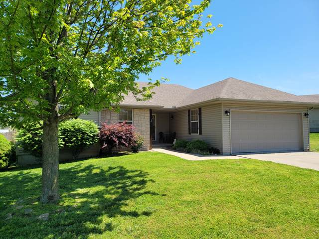 1706 S Tyler Avenue, Aurora, MO 65605 (MLS #60190285) :: The Real Estate Riders