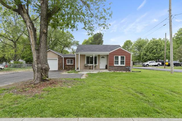 509 N Main Street, Nixa, MO 65714 (MLS #60190294) :: The Real Estate Riders