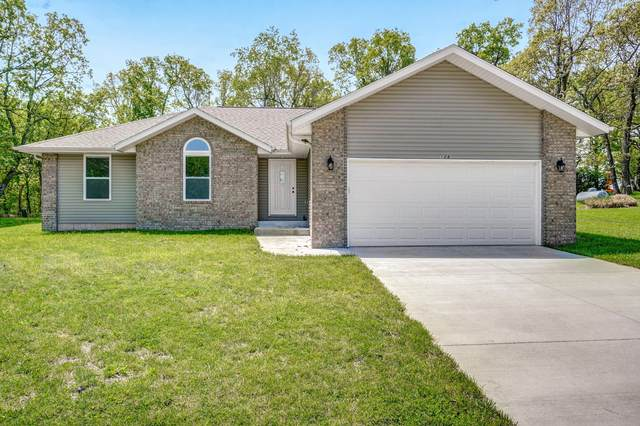 108 W Cherry Street, Strafford, MO 65757 (MLS #60190331) :: Tucker Real Estate Group | EXP Realty