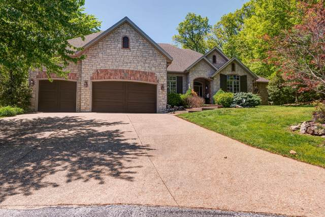4203 E Woodland Street, Springfield, MO 65809 (MLS #60190336) :: The Real Estate Riders