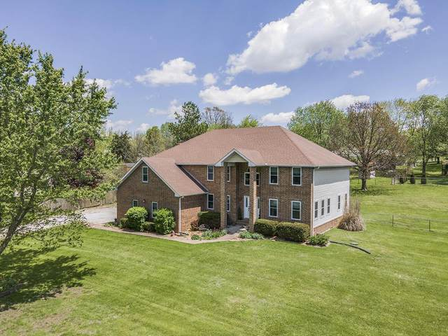 420 S Willa Jean Drive, Springfield, MO 65809 (MLS #60190365) :: The Real Estate Riders