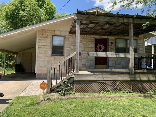 1035 N Homewood Avenue, Springfield, MO 65802 (MLS #60190370) :: The Real Estate Riders