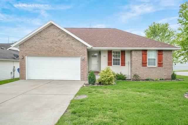 602 Oak Leaf Court, Nixa, MO 65714 (MLS #60190411) :: Tucker Real Estate Group | EXP Realty