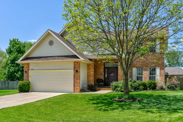 3816 W Kay Pointe Boulevard, Springfield, MO 65802 (MLS #60190419) :: Tucker Real Estate Group | EXP Realty