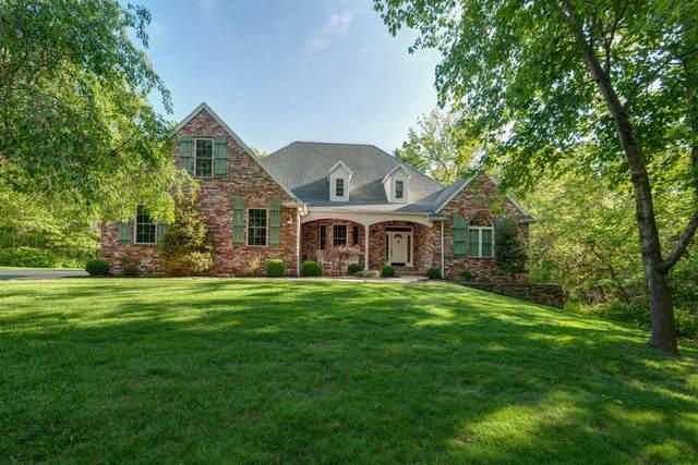4826 N Red Hawk Circle, Springfield, MO 65803 (MLS #60190429) :: Tucker Real Estate Group | EXP Realty