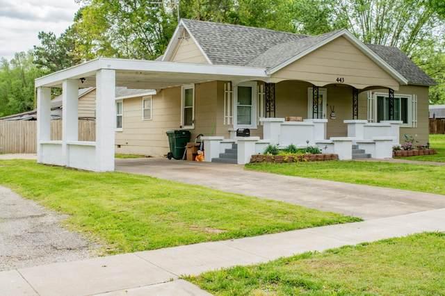 443 W Dunn, Monett, MO 65708 (MLS #60190560) :: Tucker Real Estate Group | EXP Realty