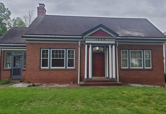 1208 E Walnut Street, Springfield, MO 65802 (MLS #60190579) :: Clay & Clay Real Estate Team