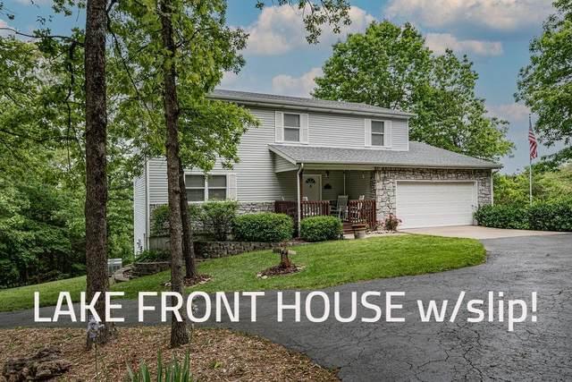 213 Terrace Park Road, Kimberling City, MO 65686 (MLS #60190602) :: Lakeland Realty, Inc.
