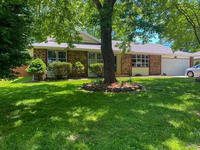 5436 S Clay Avenue, Springfield, MO 65810 (MLS #60190603) :: Clay & Clay Real Estate Team