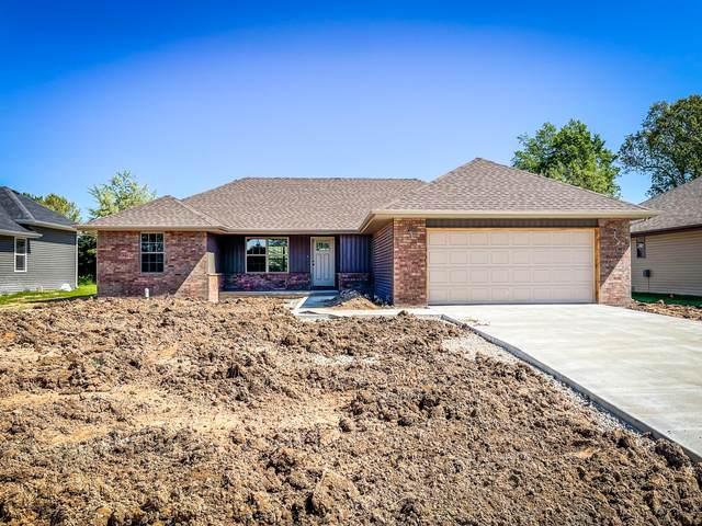 313 E Seminole, Strafford, MO 65757 (MLS #60190618) :: Clay & Clay Real Estate Team
