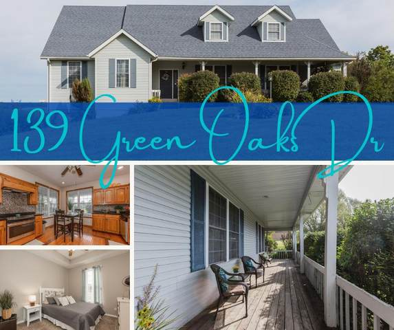 139 Green Oaks Drive, Ozark, MO 65721 (MLS #60190853) :: Clay & Clay Real Estate Team