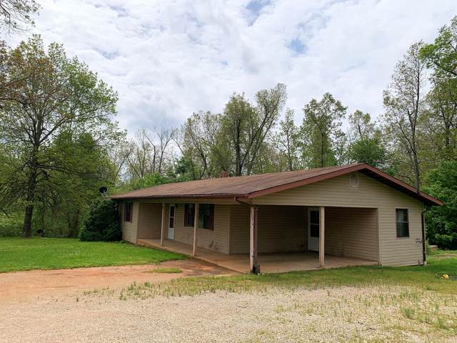 832 W Highway, Thayer, MO 65791 (MLS #60191016) :: Clay & Clay Real Estate Team