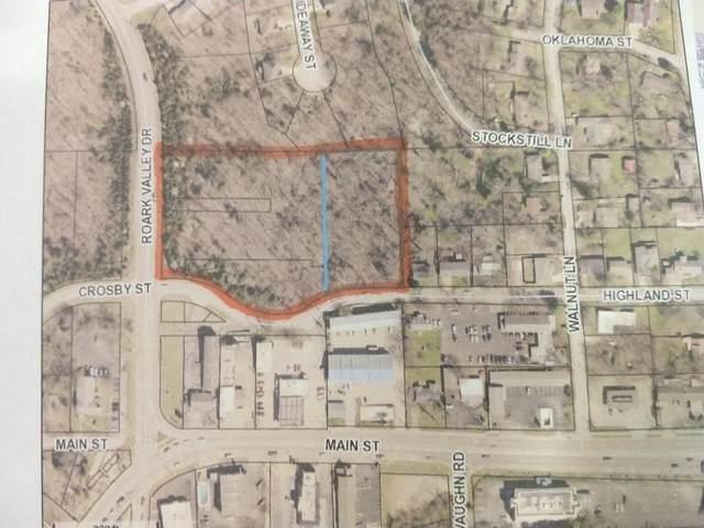000 Roark Valley Drive & Highland 4.5 Acre Corner, Branson, MO 65616 (MLS #60191308) :: Lakeland Realty, Inc.