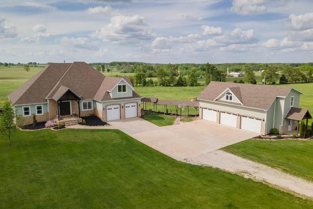 4055 S Nakia Lane, Rogersville, MO 65742 (MLS #60191475) :: Clay & Clay Real Estate Team