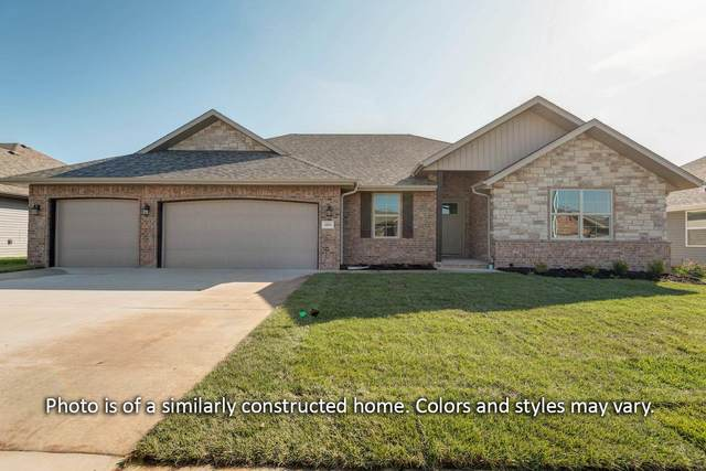 2726 E Auburn Hills Street Lot 8, Republic, MO 65738 (MLS #60191655) :: Lakeland Realty, Inc.