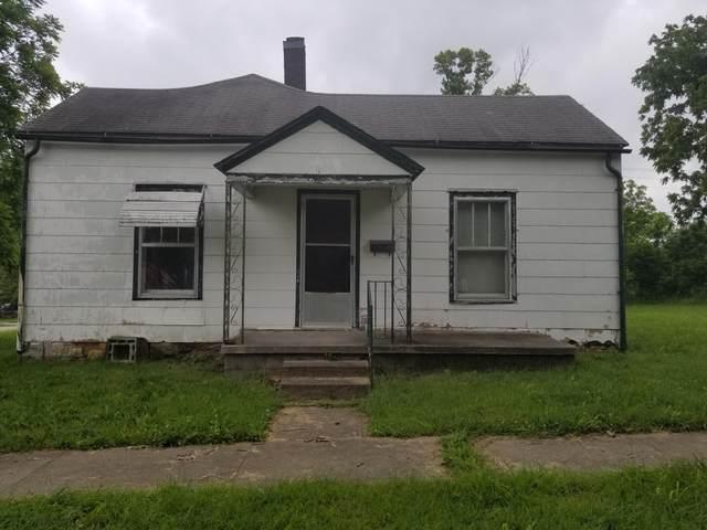 111 N Grand Avenue, El Dorado Springs, MO 64744 (MLS #60192074) :: Clay & Clay Real Estate Team