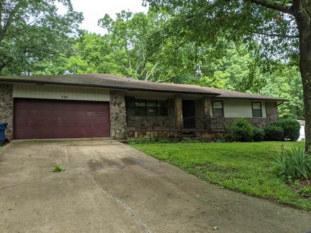 220 Glenwood Circle Circle, Cassville, MO 65625 (MLS #60192250) :: Lakeland Realty, Inc.