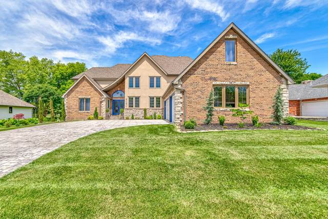 6191 S Meadowview Drive, Ozark, MO 65721 (MLS #60192403) :: The Real Estate Riders