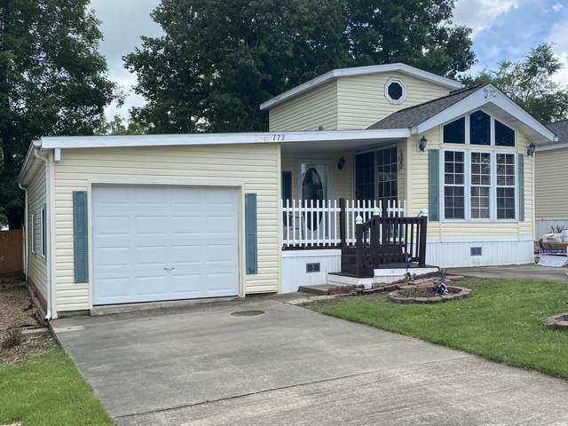 173 Forest Park Lane, Branson, MO 65616 (MLS #60192425) :: Lakeland Realty, Inc.