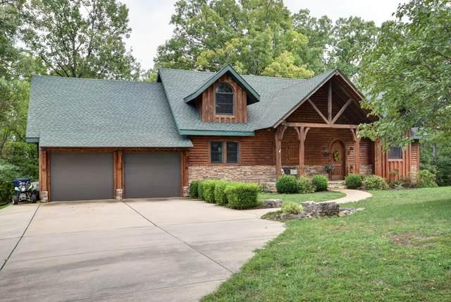 153 Ridgecrest Drive, Saddlebrooke, MO 65630 (MLS #60192664) :: Lakeland Realty, Inc.