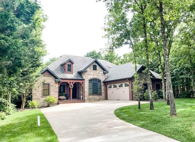 120 Hidden Springs Drive, Branson, MO 65616 (MLS #60192686) :: Lakeland Realty, Inc.
