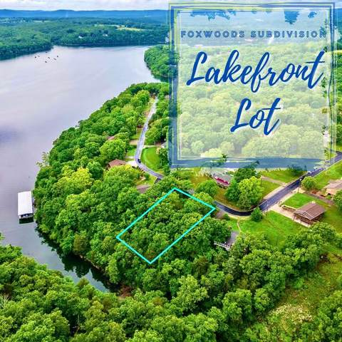 Lot 16 Foxwoods Circle, Shell Knob, MO 65747 (MLS #60192702) :: Sue Carter Real Estate Group