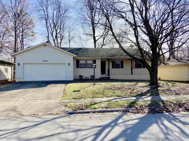 826 E Woodland Street, Springfield, MO 65807 (MLS #60192716) :: Lakeland Realty, Inc.