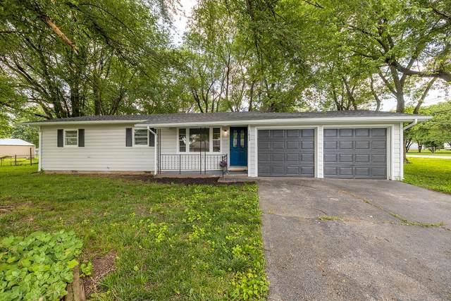 1633 N Yulan Avenue, Springfield, MO 65803 (MLS #60192779) :: Team Real Estate - Springfield