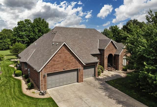 4218 Greenbriar Drive, Nixa, MO 65714 (MLS #60192820) :: Clay & Clay Real Estate Team