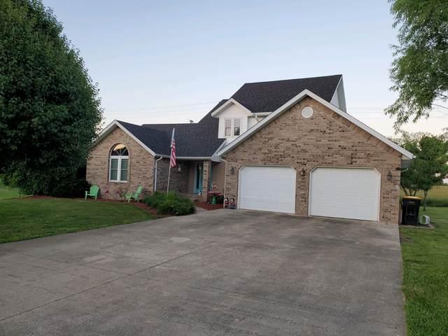 2104 Hillsdale, Lebanon, MO 65536 (MLS #60192850) :: Sue Carter Real Estate Group