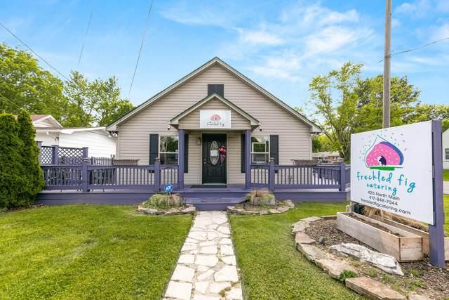 425 N Main Street, Nixa, MO 65714 (MLS #60192895) :: Tucker Real Estate Group | EXP Realty