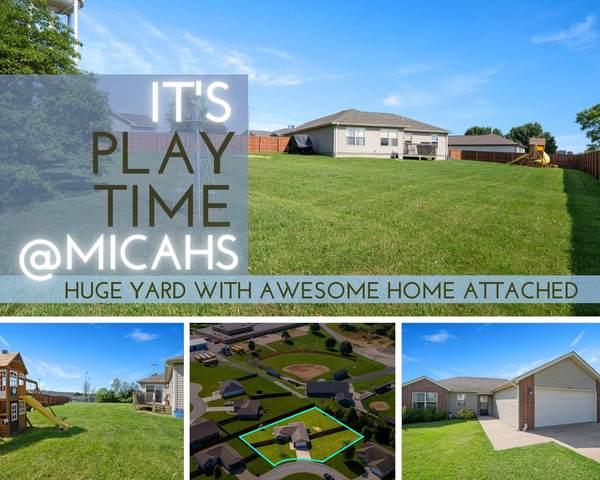 444 Micahs Xing, Reeds Spring, MO 65737 (MLS #60192933) :: Lakeland Realty, Inc.