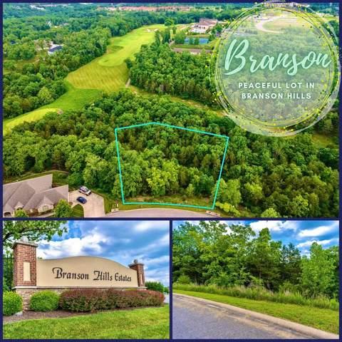 Lot 19 Royal Dornoch Drive, Branson, MO 65616 (MLS #60192988) :: Lakeland Realty, Inc.